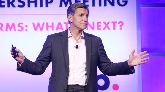 P&G SEES ENOUGH PROGRESS ON DIGITAL DEMANDS